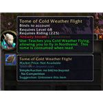 Tome of Cold Weather Flight