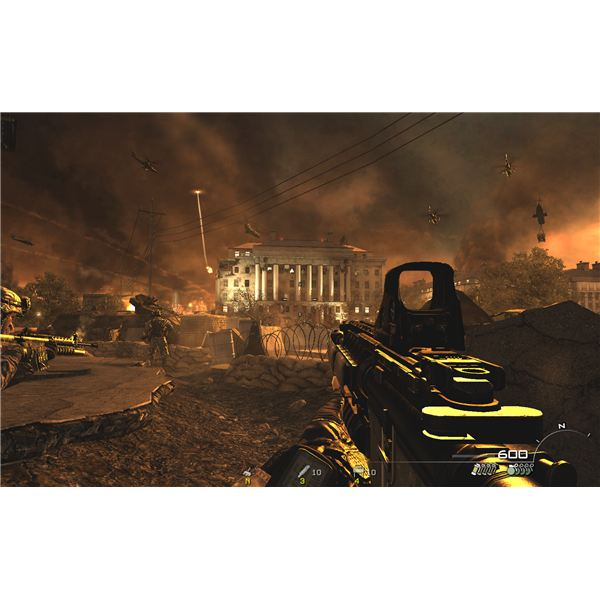 Call of Duty: Modern Warfare 2 - Of Their Own Accord - The Charge