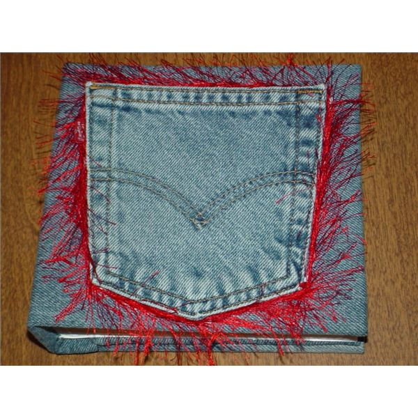 reuse-denim-jeans-book-cover-recycled-craft