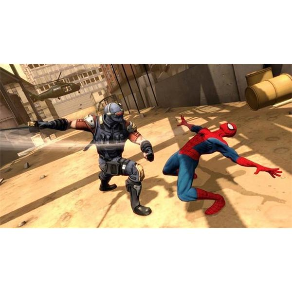 Spiderman: Shattered Dreams XBOX 360 Preview and Release Date
