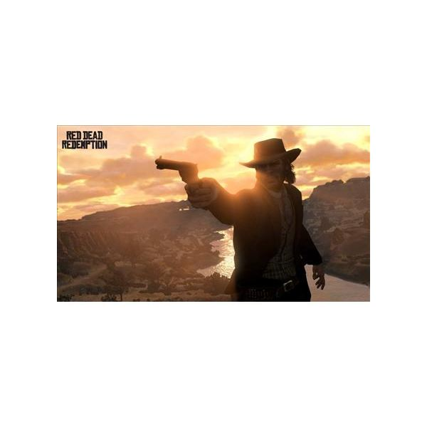 Red Dead Redemption Combat