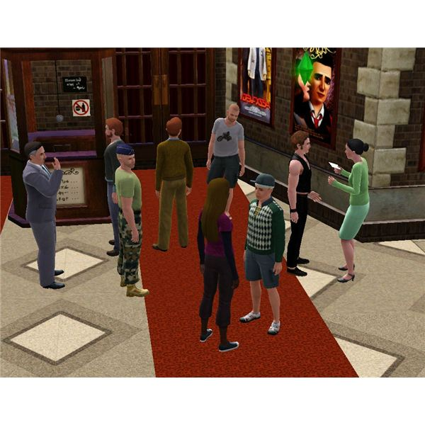 The Sims 3 Autograph