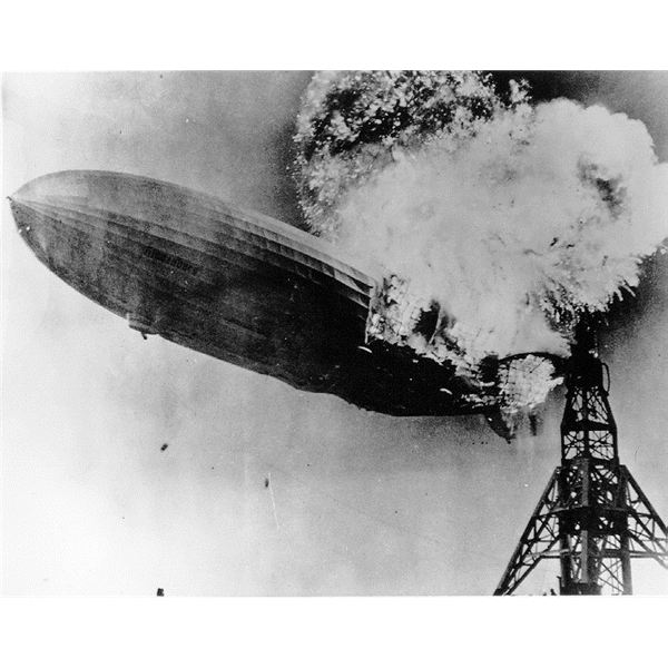 The Hindenburg Disaster Myths Exposed