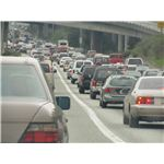 Telecommuters avoid the traffic and may be more productive.