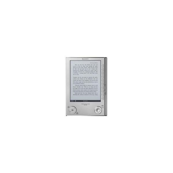 Sony PRS-505 Portable Digital e-Reader System (Silver)