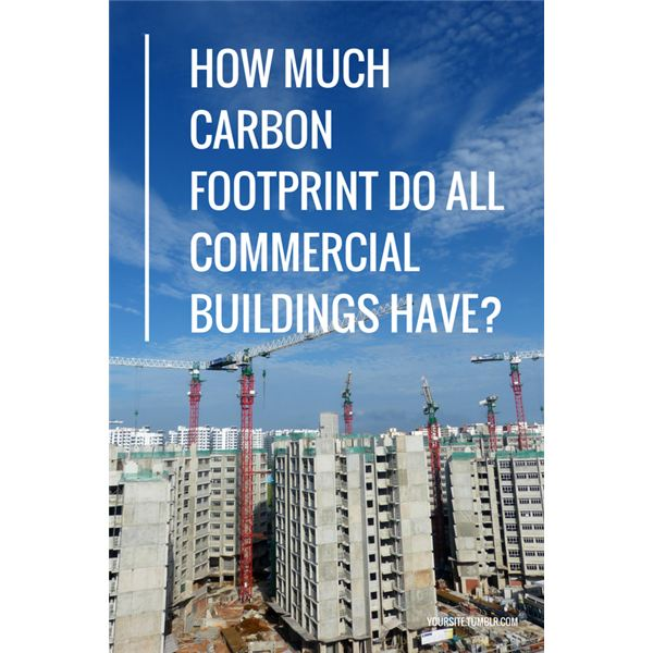 Commercial Energy Usage: Learn about Emission Levels of Commercial Buildings