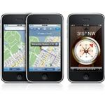 iphone 3gs maps app