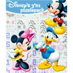 Disneys 3 in 1 Puzzle