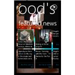 Windows Phone 7 apps for news
