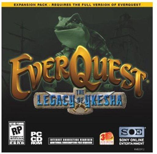 The Everquest Beginner Race Guide – Frogloks