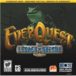 Everquest Legacy of Ykesha cover