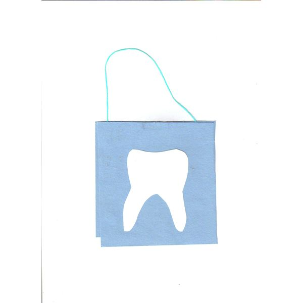 Tooth and Floss Bag