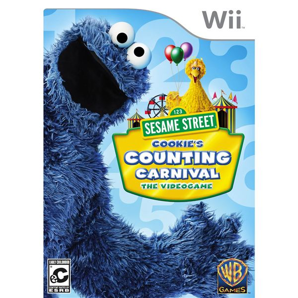 Cookie's Counting Carnival