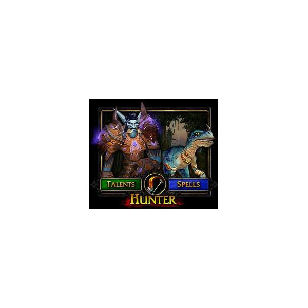 World of Warcraft Hunter Specialization and Skills