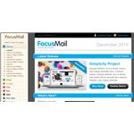 FocusMail By ChocoTemplates