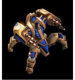 Starcraft 2 Protoss Units: The Immortal