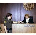 Judge Betty Lou Lamoraeux, 1980 -- Orange County Archives