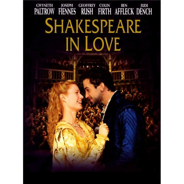 modern shakespeare film lesson plans shakespeare in love and rh brighthubeducation com Shakespeare in Love Costumes Shakespeare in Love Poster