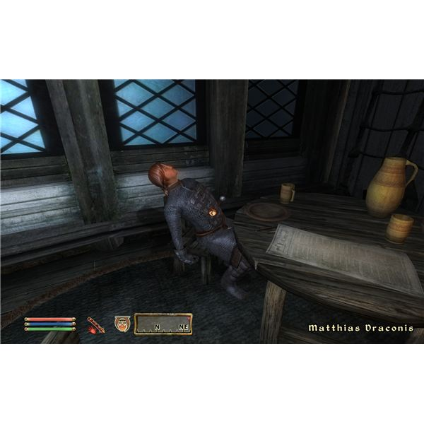 Dark Brotherhood Walkthrough - Oblivion - Matthias Draconis in Next of Kin