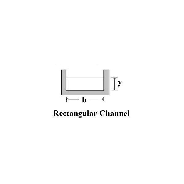 Calculation Of Open Channel Flow Hydraulic Radius Calculate Using