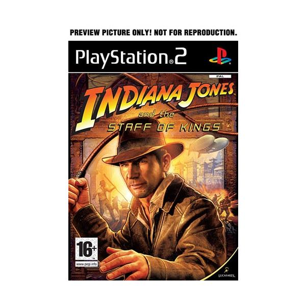 Indiana Jones and the Staff of Kings:  Details and Spoilers on the Sudan and San Francisco areas of the game