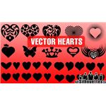 ai-vector-heart-graphics-heart-shilhouttes