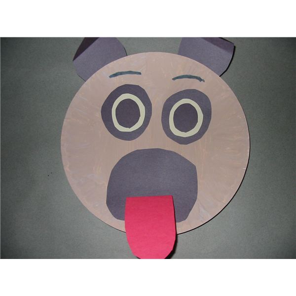 IMG 1291. Materials Paper plate ...  sc 1 st  Bright Hub Education & Three Paper Plate Dog Crafts for Preschool Art: A Guide