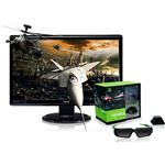 3D Monitor and Glasses