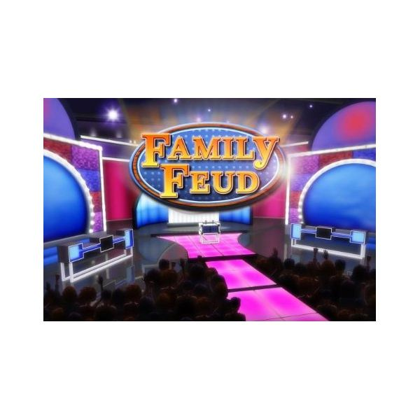 Review of Wii Family Feud