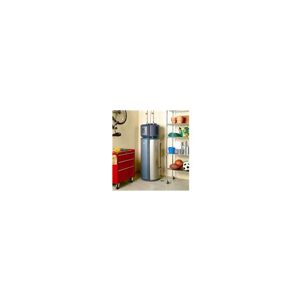 Electric Heat Pump Water Heaters