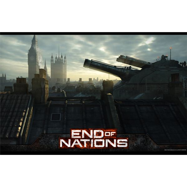 End Of Nations Cinematic Screenshot