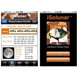 Isolunar Hunting and Fishing Times