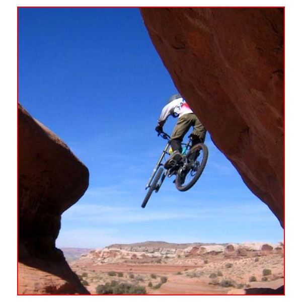 Extreme Mountain Biking: Lessons for All Riders