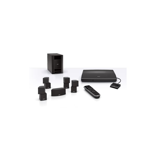 Introduction to Bose Home Entertainment Products for Your Home Theater System
