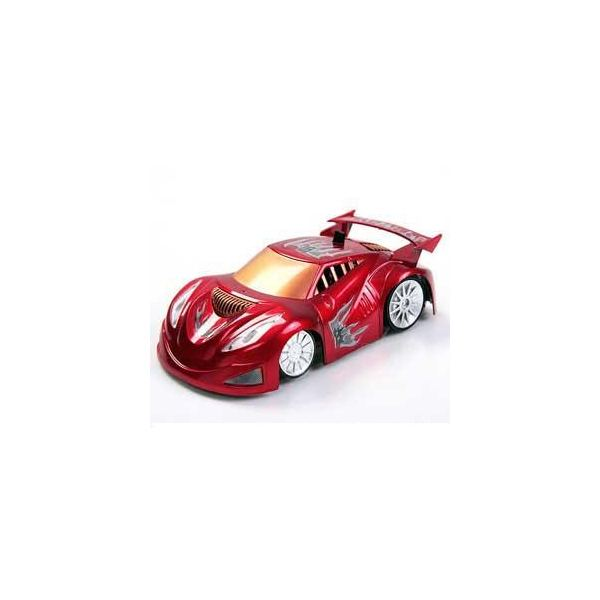 SAVINO Luxe Red RC Remote Control Wall Climbing Car