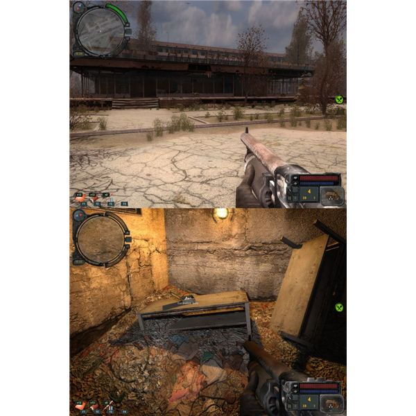 S.T.A.L.K.E.R.: Call of Pripyat Calibration Tools Guide - Pripyat Calibration Tools