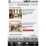 Apartment Guide Android App