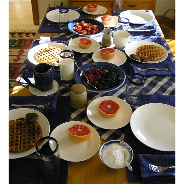 Fundraising: How to Hold a Breakfast Fundraiser