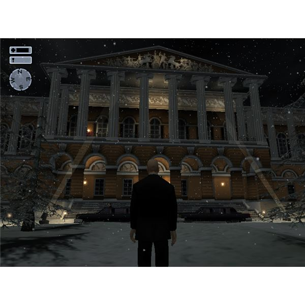 Hitman Silent Assassin Screenshot