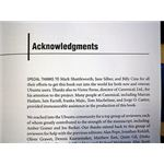 Acknowledgement in book