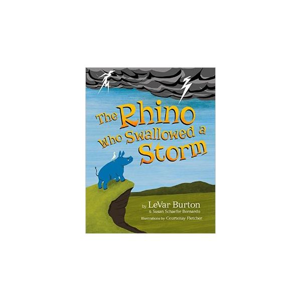 Help Preschoolers Identify and Express Emotions Using The Rhino Who Swallowed a Storm
