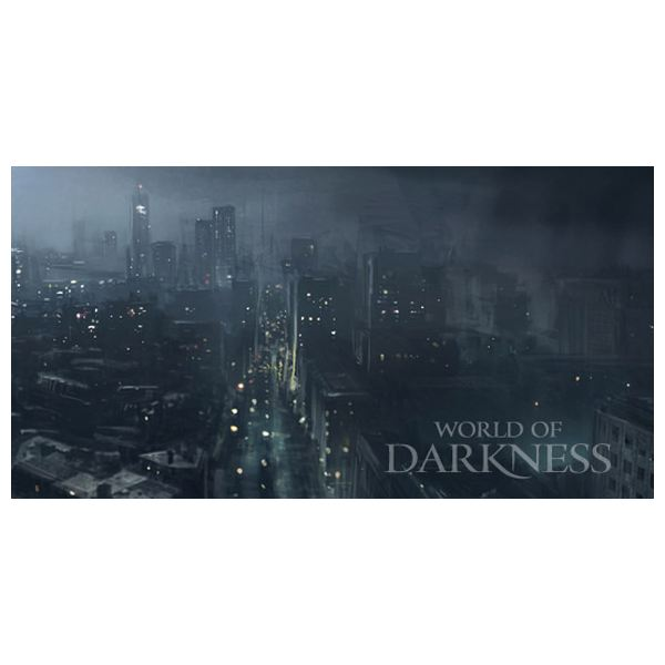 New World of Darkness MMO Coming Soon