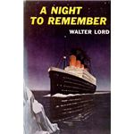 A Night to Remember 1955 edition cover