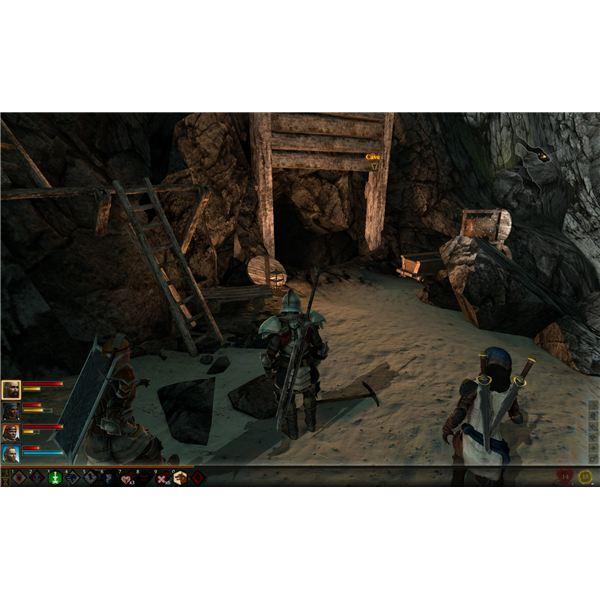 Dragon Age 2 Guide - Cavern of Dead