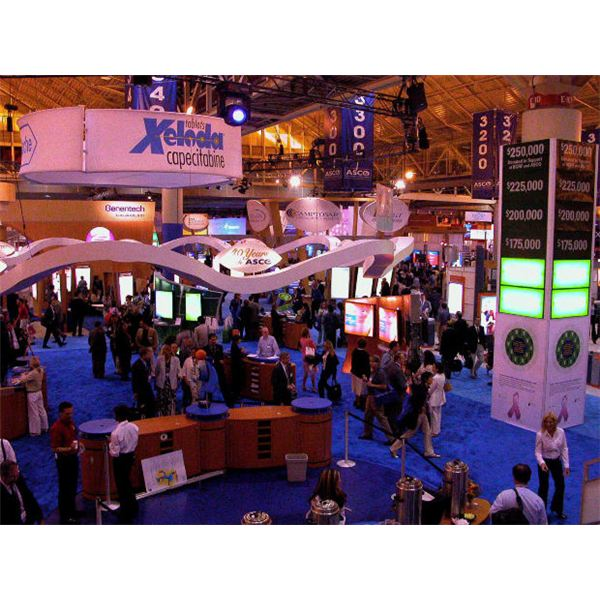 The History of Trade Shows and Exhibitions