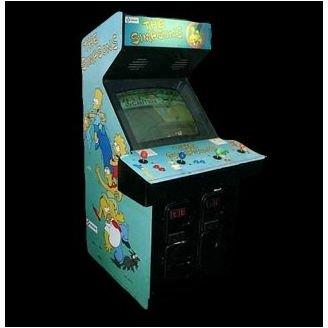 Simpson Arcade Screenshot Credit - progressiveboink.com