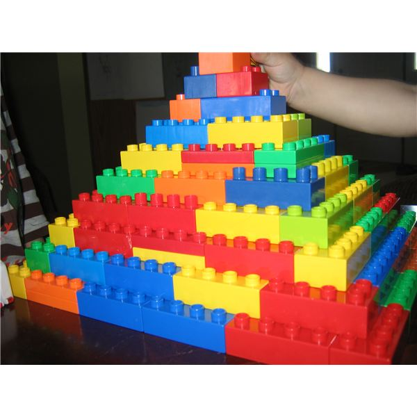 Four Creative Ideas for Making a Step Pyramid for a School Project