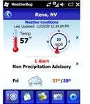 WeatherBug Screenshot Weather