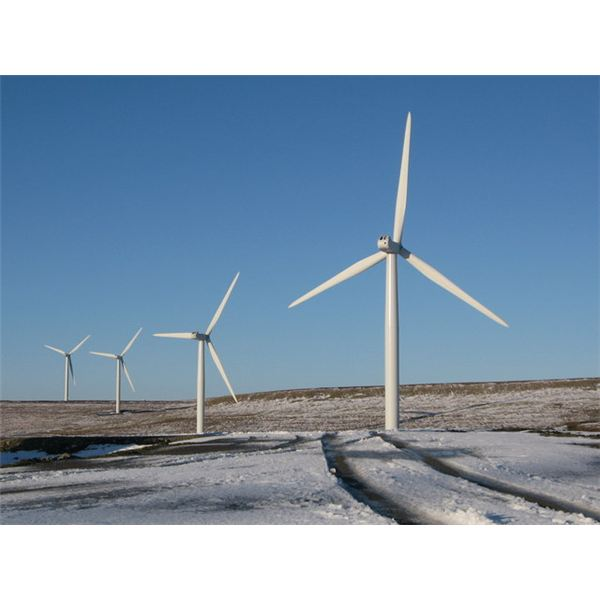 Renewable Energy Jobs -  Wind Power Maintenance