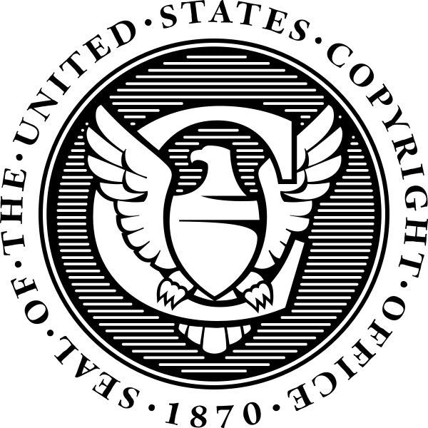 US Copyright Seal